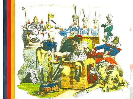 Deutsche revolution 1848 zusammenfassung